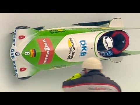 FIBT | 2-Man Bobsleigh World Cup 2013/2014 - St. Moritz Heat 1