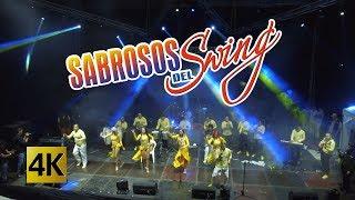 Sabrosos Del Swing - Concierto Muevete Con Swing 4K