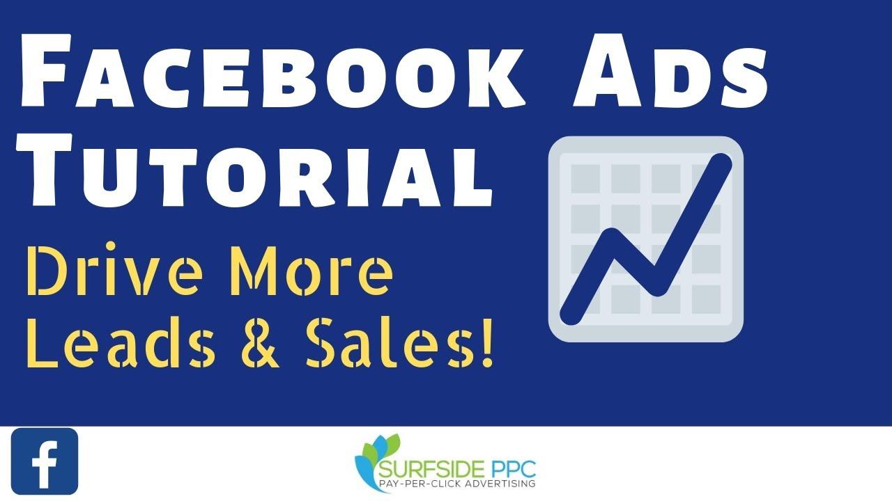 Facebook ads tutorial complete facebook advertising guide.