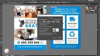 Illustrator tutorial preparación de documento para imprenta