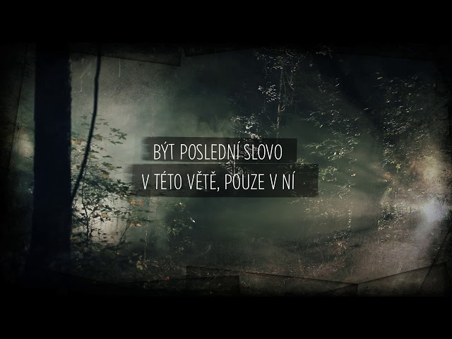 TIBET - POSLEDNÍ / 365 --- Official Lyric Video