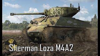 Sherman Loza M4A2 - Bohater ZSRR 166(G)