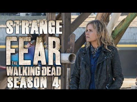 Fear The Walking Dead Season 4 Episode 5 - Madison's Strange Behavior?