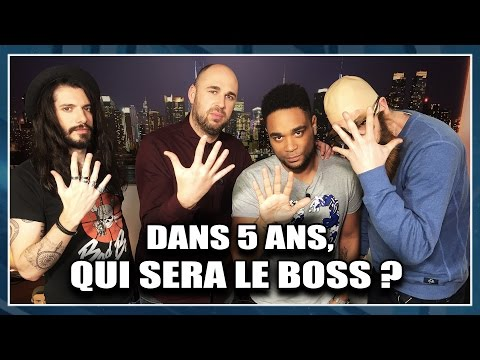 DANS 5 ANS, QUI SERA LE BOSS ? NBA First Day Show #17