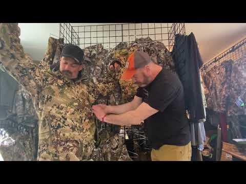 Capsule vêtement Sitka
