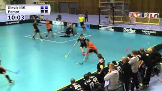 EFC 2014 Highlights Slevik IBK (NOR) - Pomor (RUS)