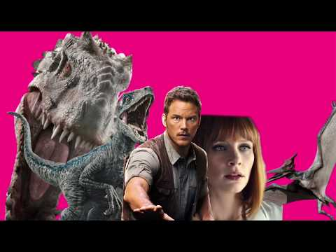 Jurassic world the musical live action song made by LHUGUENY