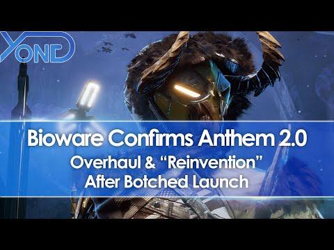 Bioware Confirms Anthem 2.0 Overhaul U0026