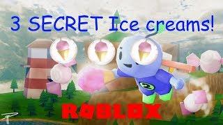 Roblox Roboter 64 3 Geheime Eiscremes!