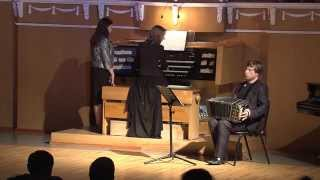 G Sarti D Cimarosa V Manfredini Fragments From The Concert Of Tangus Dei Duo