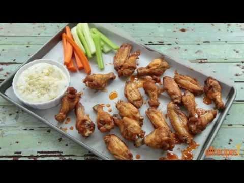 How to Make Buffalo Chicken Wings | Super Bowl Recipes | Allrecipes.com