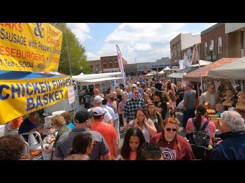 2019 BBQ & Brews Festival Cartersville Georgia