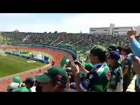 """Santiago Wanderers vs Everton //Primer Tiempo// KM.0 RADIO RELATA """"EL MACANUDO DEL GOL"""""""