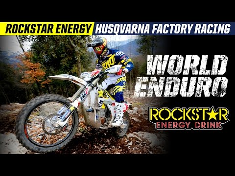 Rockstar Energy Husqvarna Factory Racing - World Enduro