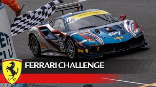 Ferrari Challenge Europe 2021– Monza, Coppa Shell Race 2