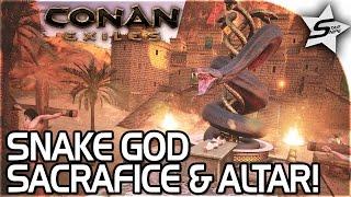 Welcome to CONAN EXILES GAMEPLAY!! We're hopping into Conan Exiles ...