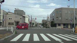 旭森通:国道278号交点~国道279号交点[函館市]