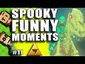 FUNNY MOMENTS: SPOOKY Edition! Trick or Treat, Funny Costumes, Scary Places!   Breath of the Wild