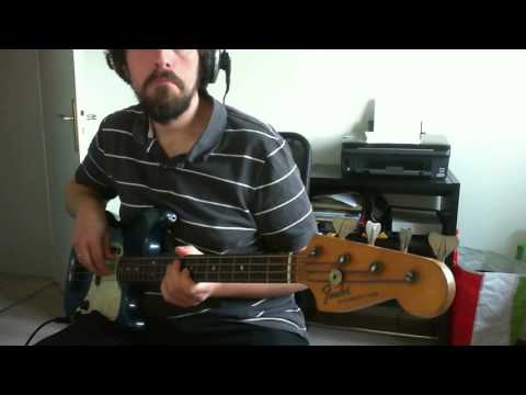 Ann Peebles - How Strong Is A Woman bass cover