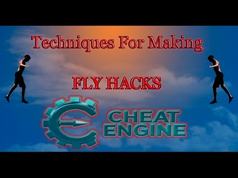 Game Hacking: FLY HACK Techniques For Most Games