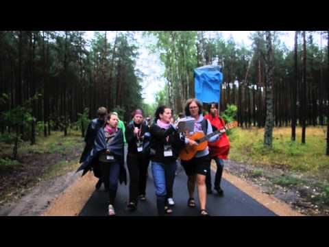 Matko Święta pouczaj mnie - Grupa 2 - XXXIII Piesza Pielgrzymka Krakowska 2013