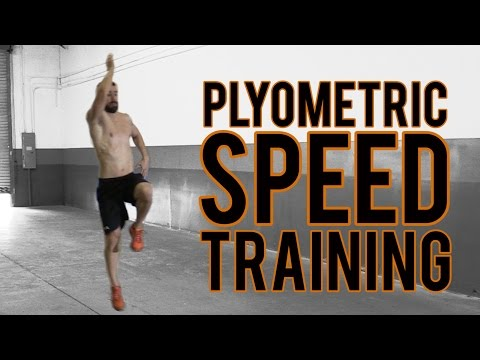 Best Plyometric Exercises for SPEED