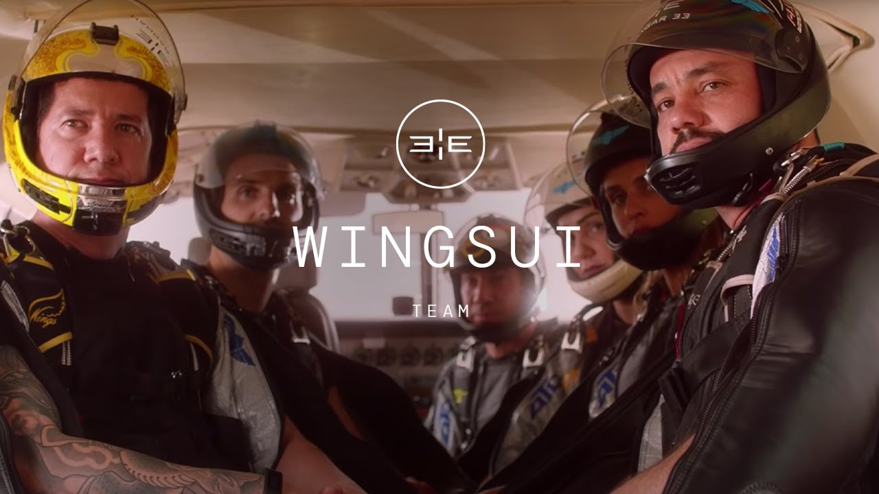 HANGAR 33 - WINGSUIT TEAM