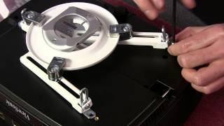 Peerless Precision Gear Universal Projector Mount Product Review