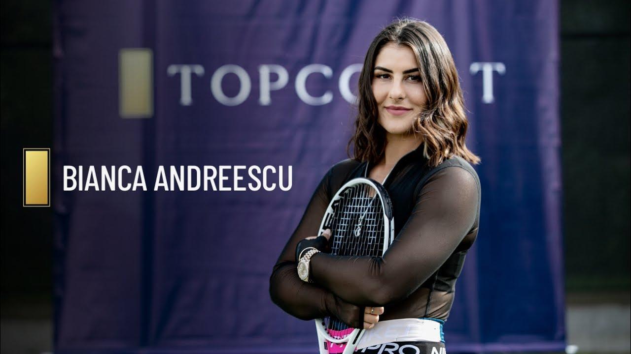 WTA x TopCourt Tutorial: Bianca Andreescu shares her drop shot secrets and more!
