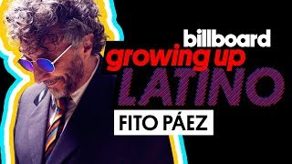 Fito Paez Discusses Favorite Argentinian Foods & Best Childhood Memories  | Growing Up Latino