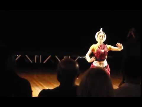 Darbar Festival - Odissi Ensemble - gods And Mortals - Part 2 of 8