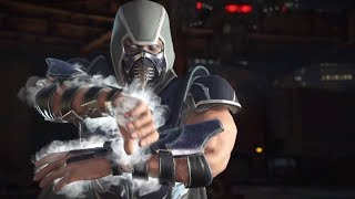 Injustice 2- Sub Zero MK intros