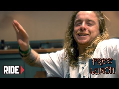 Jake Duncombe on Ryan Sheckler, Jake Brown, Gambling and More on Free Lunch Archives
