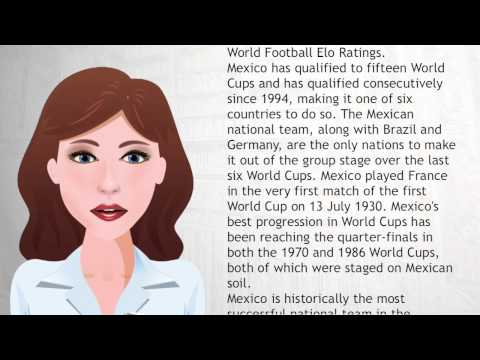 Mexico national football team - Wiki Videos