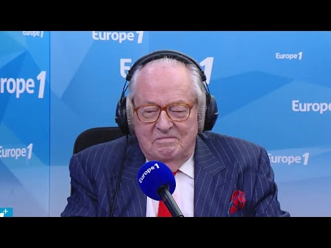 """Jean-Marie Le Pen : """"Marine doit avoir le courage de reconnaître ses erreurs"""""""