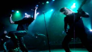 Trail Of Tears - In The Valley Of Ashes Live In Athens,Greece @ Gagarin 205 11/22/09