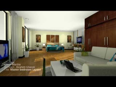 Master Bedroom Layout master bedroom layout - youtube