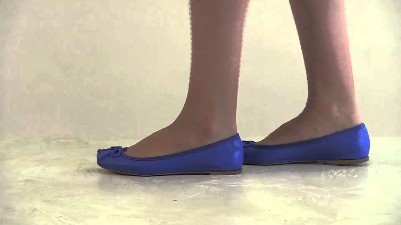 christian louboutin knock off - Footcandy Shoes Christian Louboutin Rosella Flat Royal - YouTube