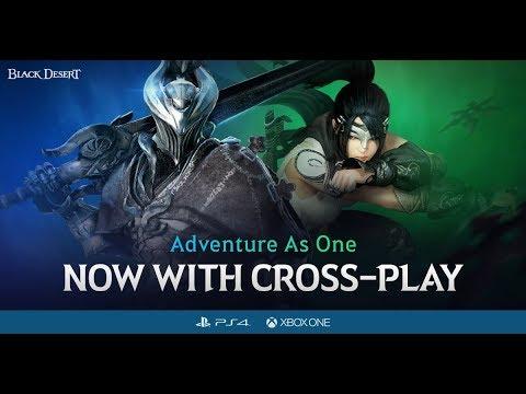 Кросс-платформенный мультиплеер между Xbox One и Playstation 4 теперь доступен в Black Desert