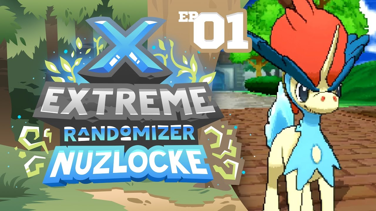 pokemon xtreme randomizer