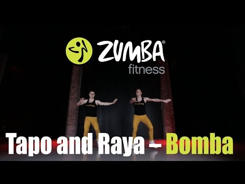 Zumba Fitness 2015 - Tapo and Raya - Bomba