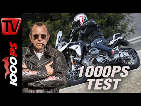 1000PS Test - BMW R1200GS & Rally | King of Reise-Enduros