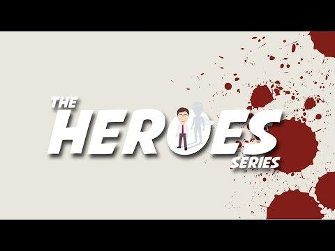 Heroes Series - A.B. Simpson (Deeper Life in Christ) - Micah Dalbey - November 27, 2016