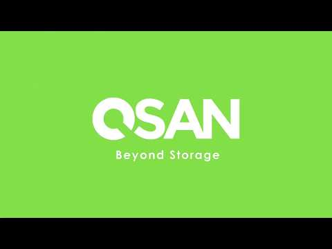 QSAN XCubeSAN Tutorial - Test Software, Partial File Restoration, using Writable Snapshot thumbnail