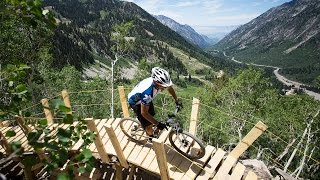 Mountain Biking Snowbird