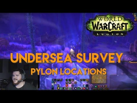 World Quest - Undersea Survey