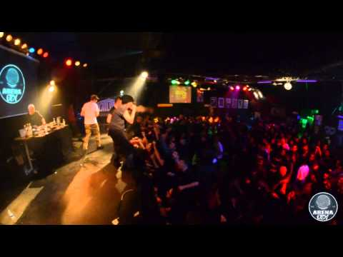 Claver Gold \ E-Green \ Dsa Commando LIVE @ Sottotetto, Bologna