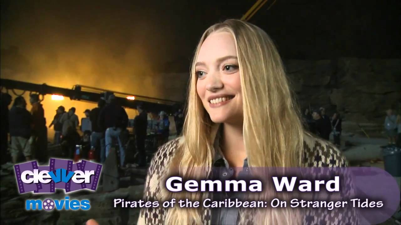 Gemma Ward Mermaid Scene
