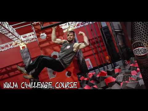 Xtremenasium Ninja Challenge Course