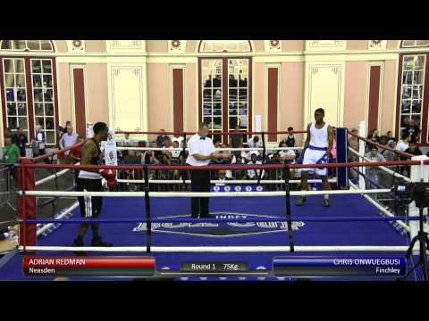 Haringey Box Cup QF - Adrian Redman v. Chris Oweagbusi
